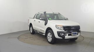 2014 Ford Ranger PX Wildtrack 4D Dual Cab Utility Photo