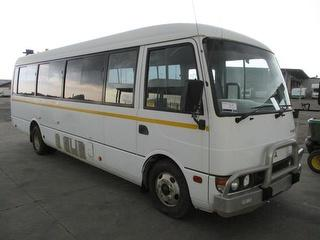 2007 Fuso BE649 Rosa Bus 25 Seater,** Mine Site USE ** GVM 6,185kg Photo