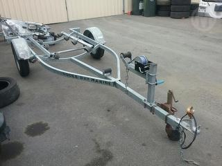 2013 Trailer Jetski JSKM1 NA Located IN Rockhampton, QLD **confirm Details Before Allocating** Photo