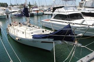 1991 Wirral Rose 12 Metre Yacht Being Sold Insitu From Challenger Habour (Unreg) Photo