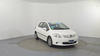 2012 Toyota Corolla ZRE15 Ascent 5D Hatch Photo
