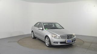 2010 Mercedes-Benz C-class C 250 Blueefficienc 4D Sedan Photo