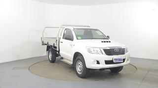 2015 Toyota Hilux 150 SR 2D Cab Chassis Photo