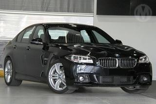2016 BMW 5 Series F10 528i IND Collection 4D Sedan Photo