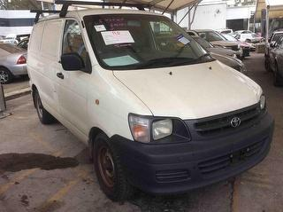 2003 Toyota Town Ace KR42R SBV Van Photo