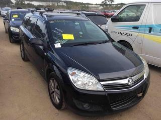 2008 Holden Astra AH CDX Station Wagon Photo