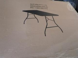 Nufurn 680001 Plastic Picnic Table Photo