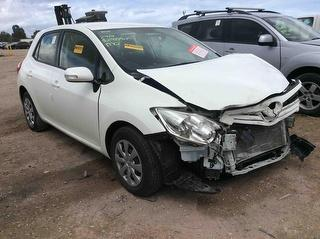 2012 Toyota Corolla ZRE15 Ascent Hatch Photo