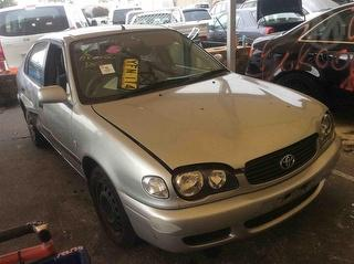 2001 Toyota Corolla AE11 Ascent Seca Hatch Photo