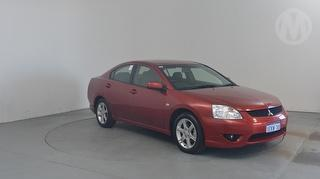 2006 Mitsubishi 380 Series II SX 4D Sedan Photo