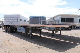 1992 Freighter Flat Top Trailer Located in Muchea (unreg) Photo