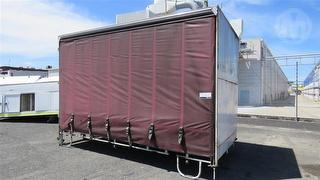 Unknown Curtainside Curtain Side Body (body full of rubbish) Photo