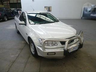 2012 Holden Commodore VEII Ute Omega 2D Utility Photo
