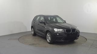 2012 BMW X3 F25 xDrive28i 5D SUV Photo