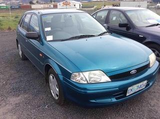 1999 Ford Laser KN Lxi Hatch Photo
