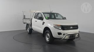 2015 Ford Ranger PX XL Hi-Rider 4D X-cab Chassis Photo