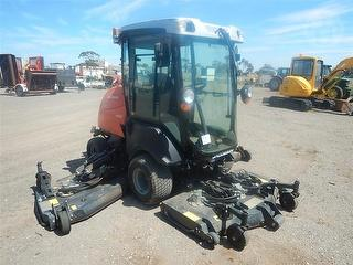 2016 Jacobsen HR600 MP653 Wide Area Winged Mower (Ride on) Photo