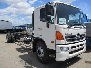 Hino GH8J 500 series Cab Chassis No Compliance Plate Fitted **selling for parts not road registerabl Photo