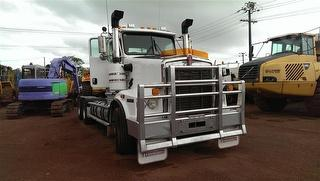 2012 Kenworth T659 Prime Mover Vehicle IS Offsite. Photo
