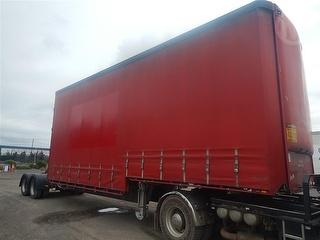 2002 Maxitrans ST2 Curtainside ATM 31,000kg Photo