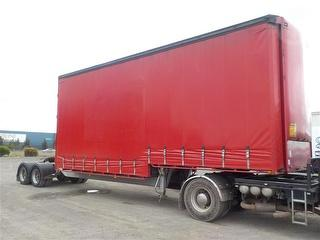 2001 Maxitrans ST2 Curtainside ATM 31,000kg Photo