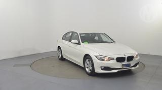 2013 BMW 3 Series F30 316i 4D Sedan Photo