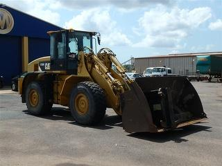 2010 Caterpillar IT38H Loader (Front End) Photo