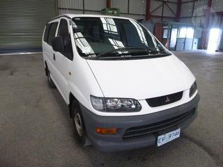 2002 Mitsubishi Starwagon WA GL 4D Coach Photo