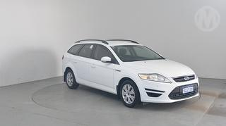 2011 Ford Mondeo MC LX 5D Station Wagon Photo