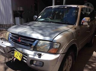 2000 Mitsubishi Pajero NM GLS S/Wagon Photo