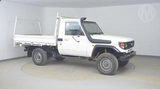 2000 Toyota Landcruiser 76/78/79 Series 2D Cab Chassis Photo