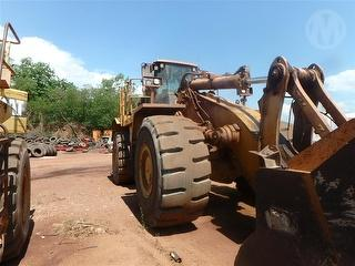 Caterpillar 988g Loader (Front End) Located Offsite Photo