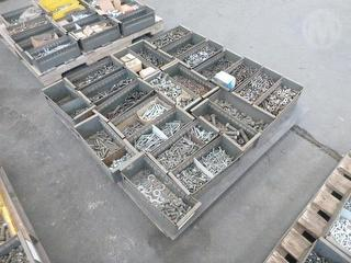 Assorted Nuts And Bolts Photo