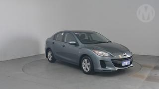 2012 Mazda 3 Gen II Neo 4D Sedan Photo