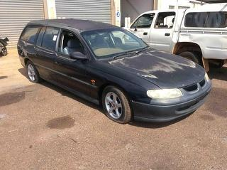 1997 Holden Commodore VT Acclaim Station Wagon Photo