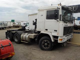 1988 Volvo FH12 Prime Mover Locked GCM 81,000kg Photo