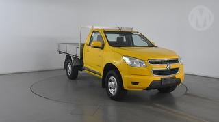 2013 Holden Colorado RG LX 2D Cab Chassis Photo