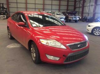 2008 Ford Mondeo MA TDCi Hatch Photo