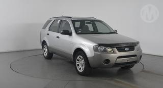 2005 Ford Territory SY TX AWD 5D S/Wagon Photo
