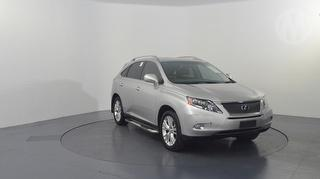 2010 Lexus RX450h Sports Luxury 5D S/Wagon Photo