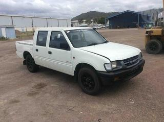 1999 Holden Rodeo DX Dual Cab Utility Photo