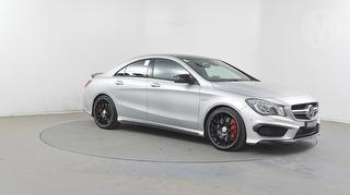 2014 Mercedes-Benz CLA 45 AMG 4D Coupé Photo