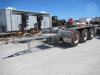 2011 General Transport Equipment GTE 3D Dolly ATM 23,500kg Photo