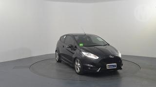 2014 Ford Fiesta WZ ST 3D Hatch Photo