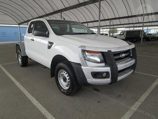 2014 Ford Ranger PX XL 4D X-cab Chassis (QFleet) Photo