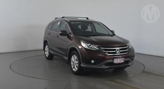 2012 Honda CR-V VTi-S 5D S/Wagon Photo