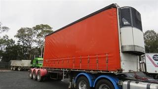1999 Freighter ST3 Curtainside *Refrigerated Lead Curtain Sider* ATM 38,000kg Photo