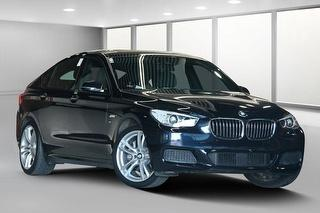 2013 BMW 5 Series Gran Turismo F07 520d M-sport 5D Hatch Photo