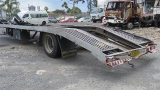 2006 Custom S1 Car carrier *NO VIN Plate OR VIN # Visible* Photo