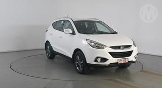 2015 Hyundai ix35 Series II SE 5D S/Wagon Photo